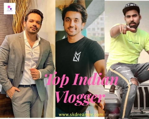 Top Vloggers in India