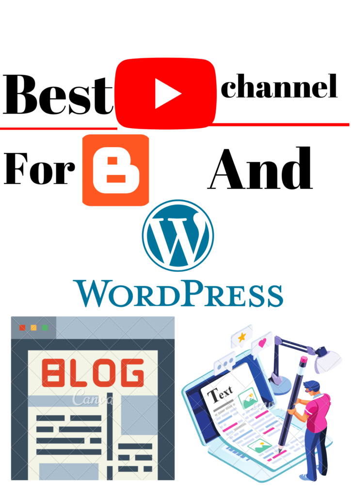Best Youtube Channel for bloggers