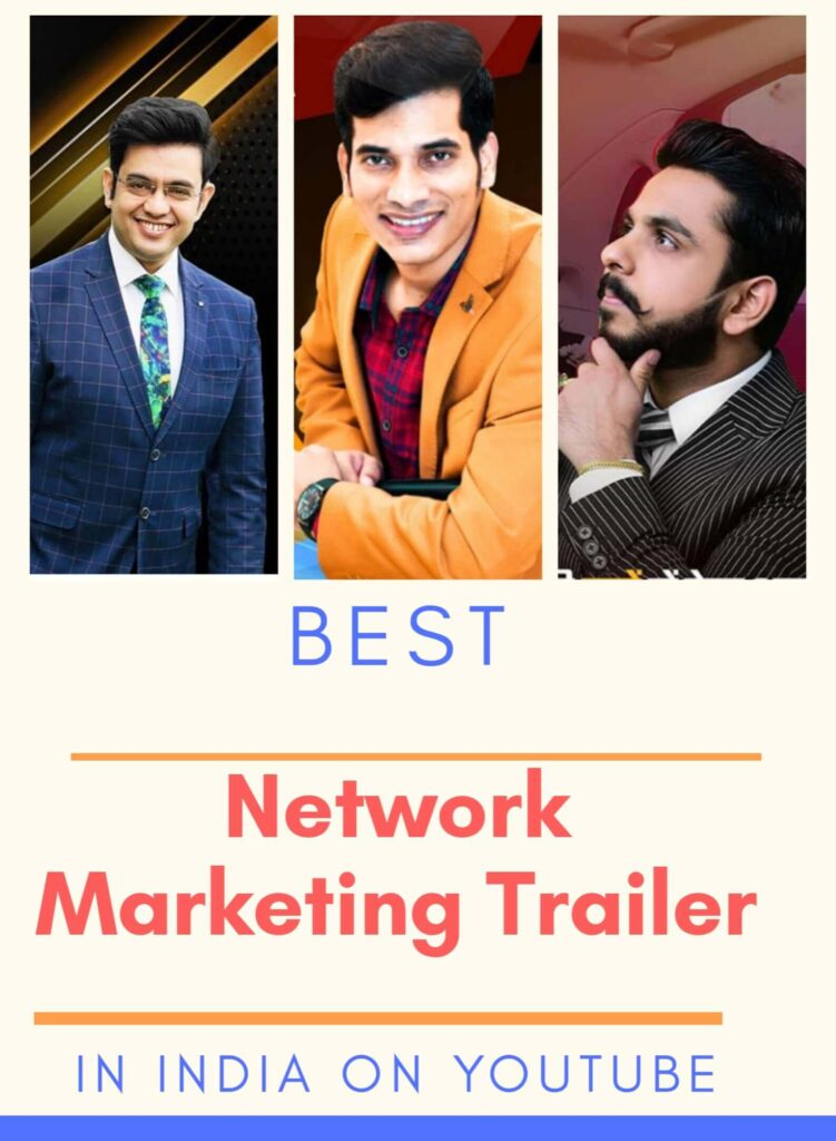 Network marketing trainers